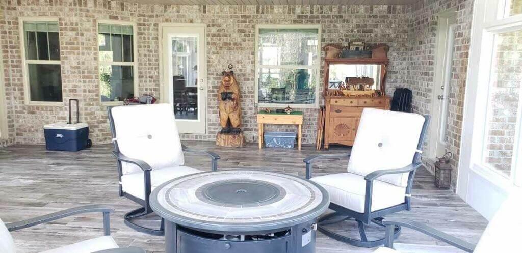 Custom Deck Pensacola FL