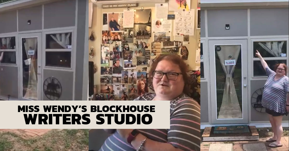 Miss Wendy's Blockhouse Writers Studio