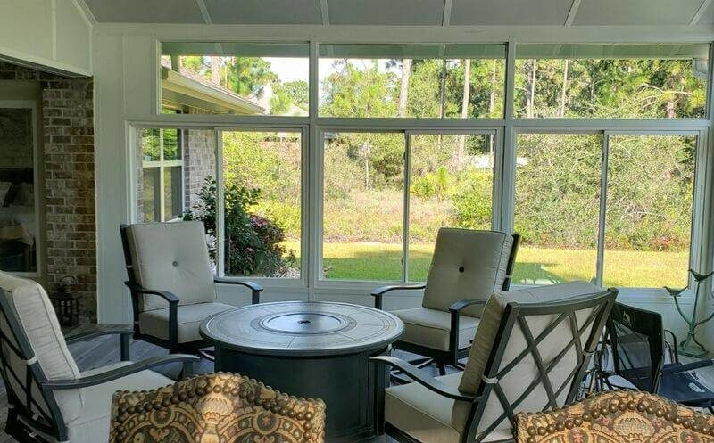 Glass Sunroom Panama City FL