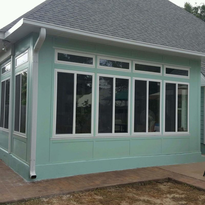 Glass Room Patio Enclosure Navarre Beach FL