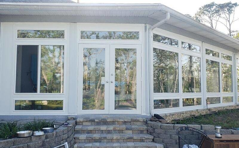 Glass Sunroom Freeport FL