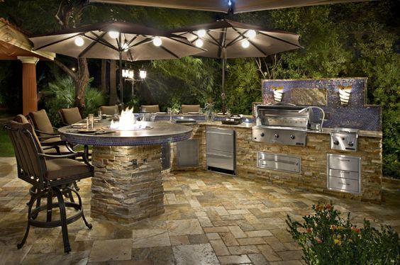 Outdoor Kitchen Contractor Milton FL