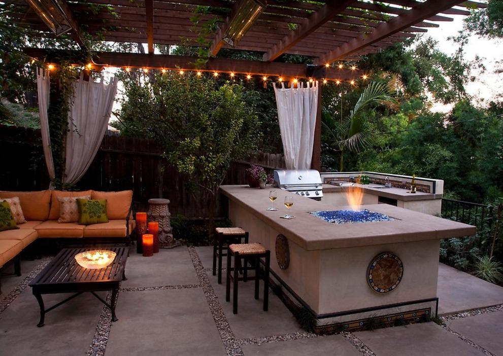 Outdoor Kitchen Contractor Gulf Breeze FL