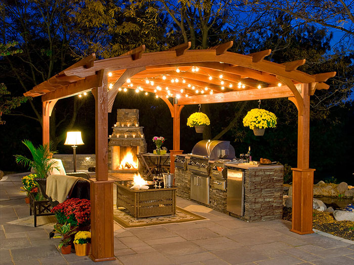 How To Build An Amazing And Affordable Outdoor Kitchen