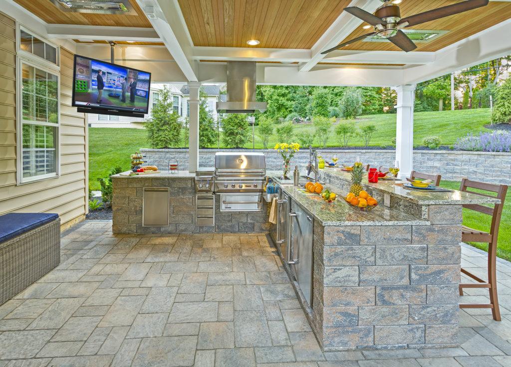 Outdoor Kitchen Contractor Destin fL