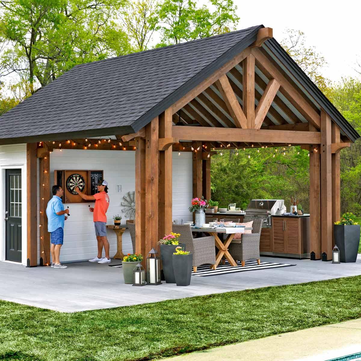 Outdoor Kitchen Contractor Cantonement FL
