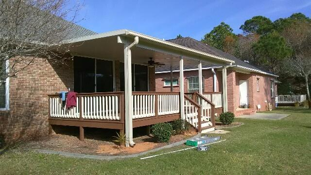 Patio Cover in Crestview FL