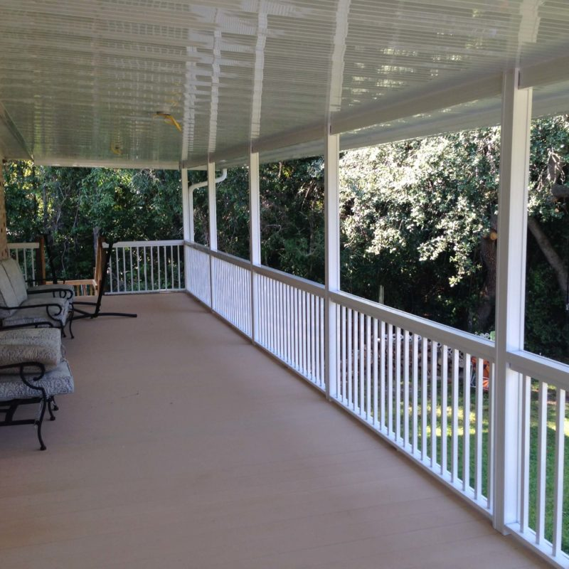 Patio Cover Gulf Breeze FL