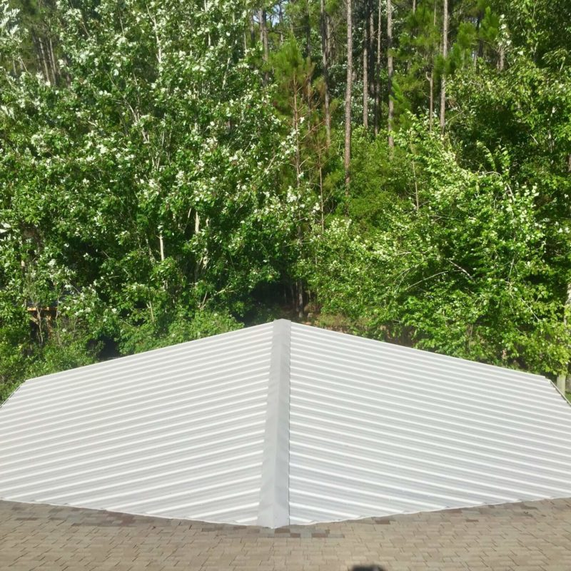 Screen Room Enclosure Roof Gulf Breeze FL