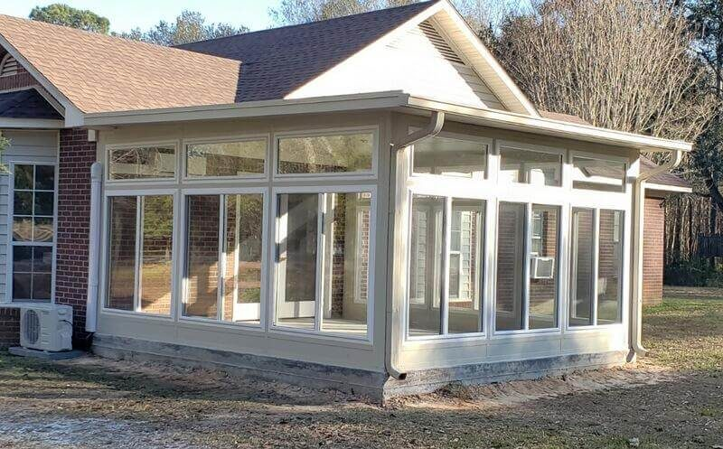 Gulf Breeze FL Sunroom Enclosure