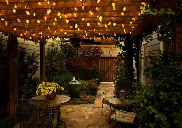 Backyard Lighting Pensacola