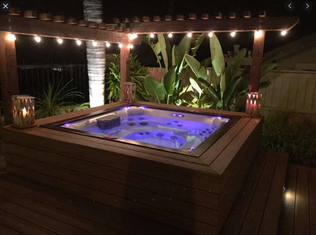 Hot Tub Spazebo Florida